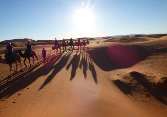 Imperial Cities & Desert from marrakech Best Morocco Desert 4 Days