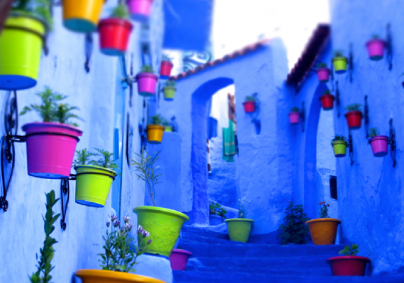 Best shared  day trip from Fes to Chefchaouen